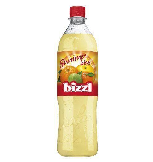 """Фруктовый газированный напиток Лето  """"Bizzl-Kiss """""""
