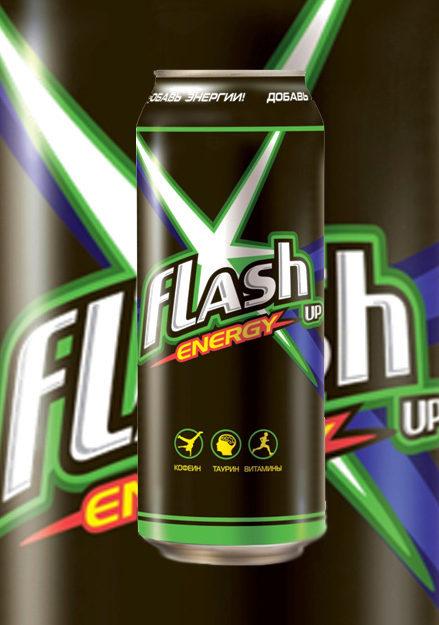 Энергетический Напиток Флеш