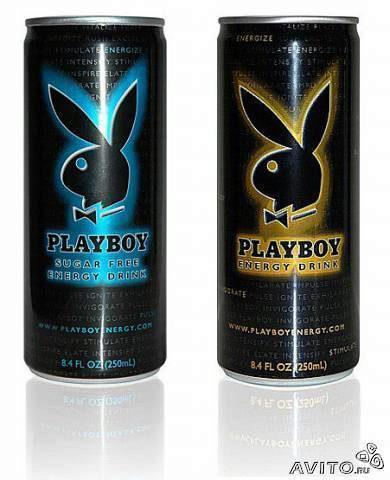 Безалкогольный энергeтический напиток Play boy В наличии 400000банок...